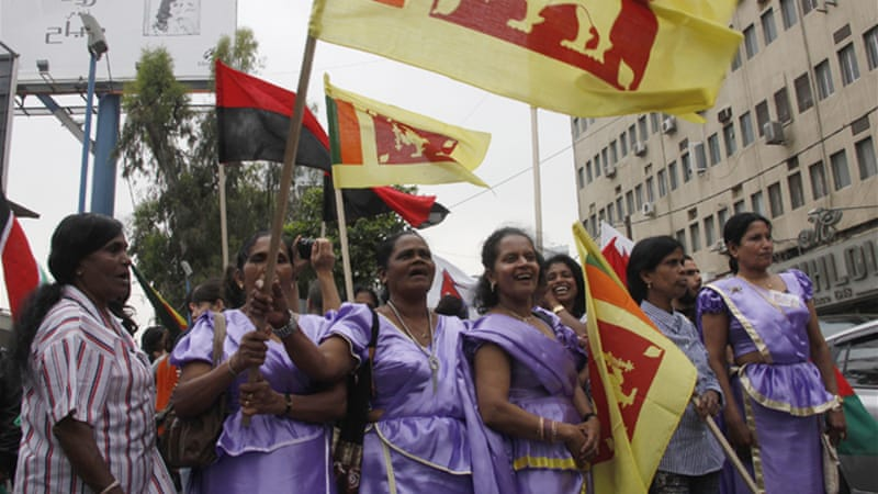 About 200,000 migrant domestic workers, primarily from Sri Lanka and the Philippines, live in Lebanon [Reuters]