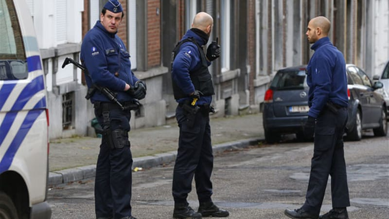 Thirteen people were arrested across Belgium in connection the with Verviers cell [Reuters]
