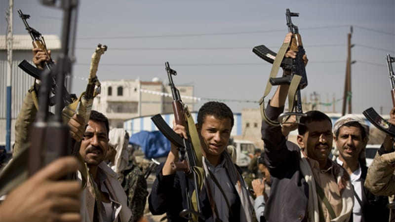 After seizing the capital Sanaa, the Houthis have advanced in several other provinces [Reuters]