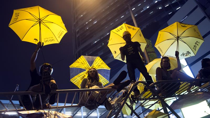 Hong Kong: Occupy Central