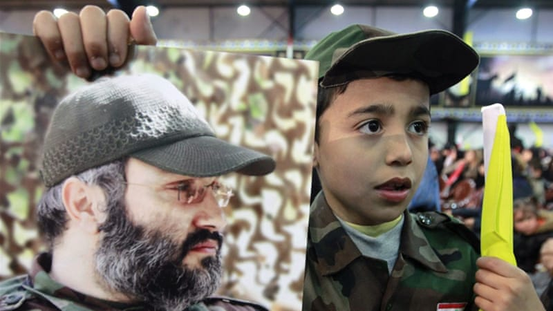 Mughniyeh was killed instantly by a car bomb planted in a spare tyre on the back of a parked car  [AP]