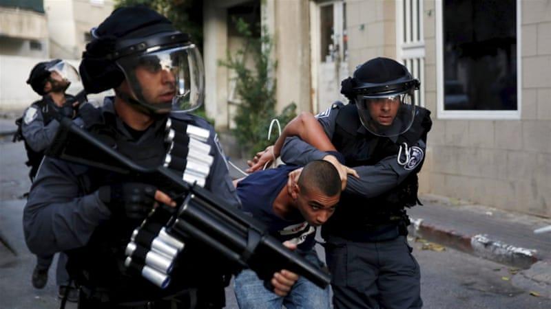 'Israel is a terrorist state'