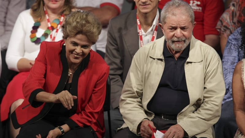 Rousseff's remarks are the harshest since a court ruled that her government manipulated accounts to disguise a widening deficit [EPA]