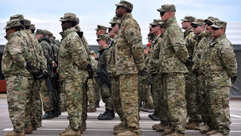 Us Troops Deployed To Cameroon For Boko Haram Fight
