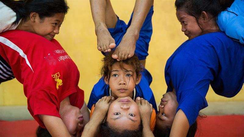 Cambodia: Circus of Hope