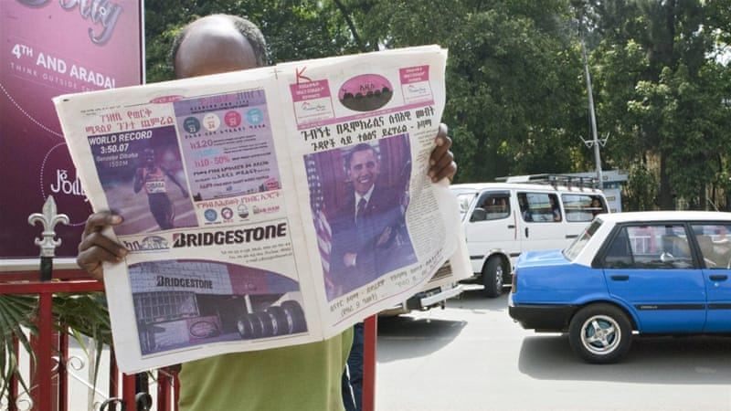 Critics say Ethiopia uses security threats as an excuse to stifle dissent and media freedom [EPA]