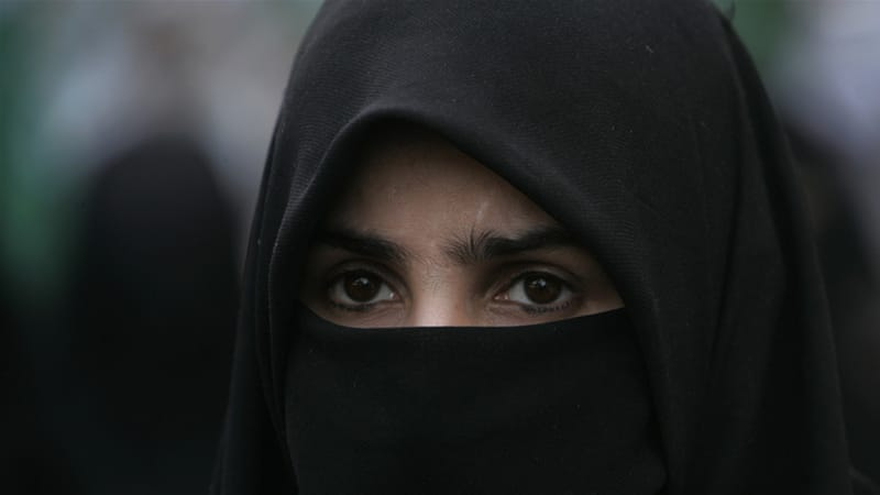 Austria passes law banning women from wearing full face coverings