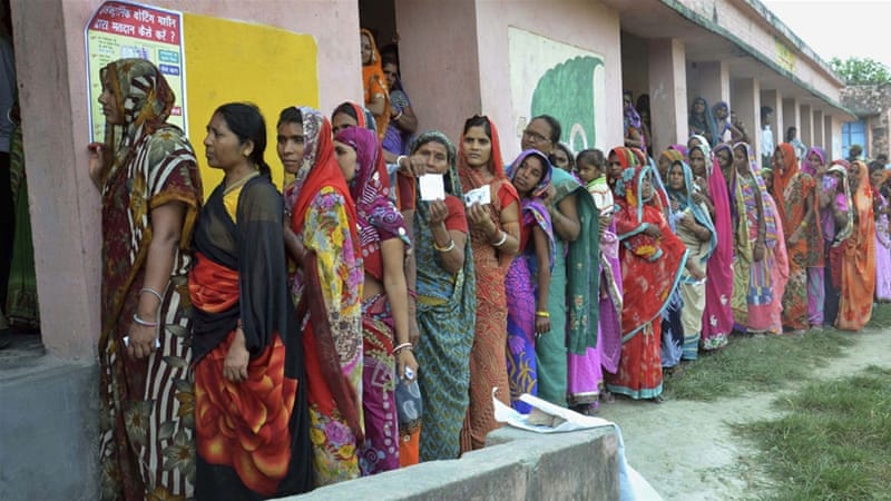 The Bihar elections will decide if the local will survive the national, writes Prakash [AP]