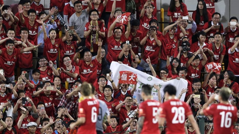 Guangzhou Evergrande won the Asian Champions League in 2013 [EPA]