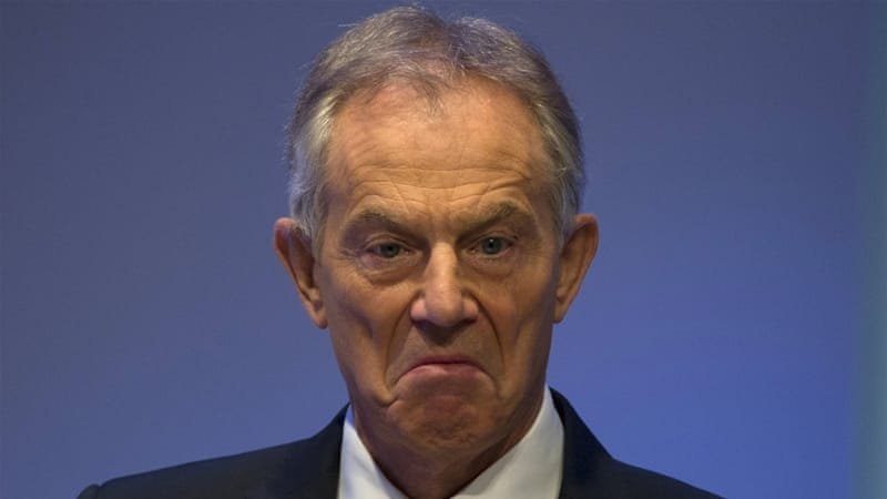 For the first time, Tony Blair has apologised for his role in the Iraq War, writes Marashi [REUTERS]