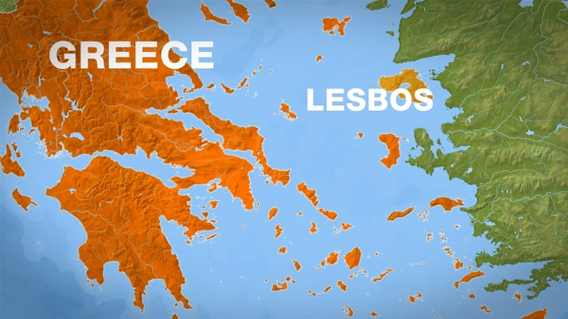 Refugee boat sinks between Greece and Turkey