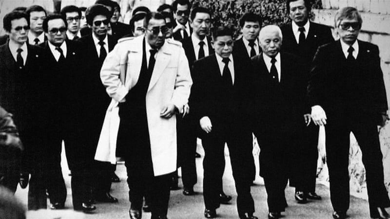 Japan's yakuza crime group split spikes gang war fears