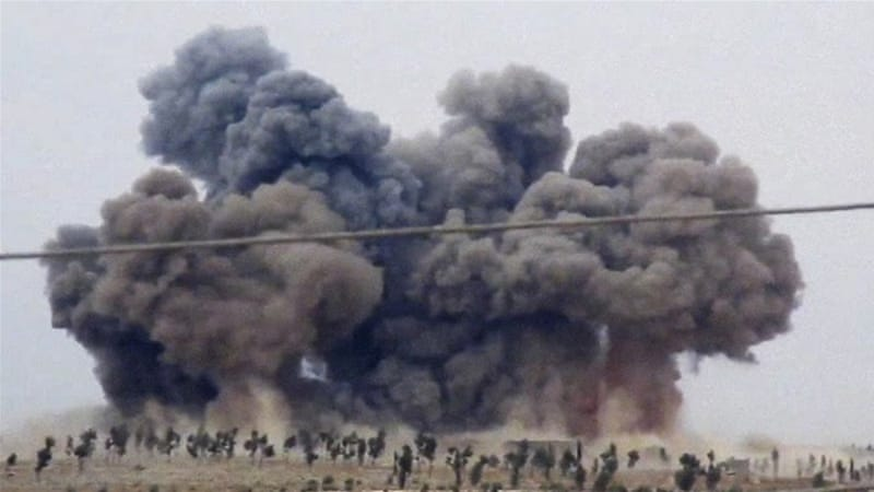 The Arena: What are Putin's motives in Syria?