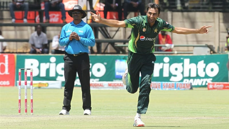 Asif claimed his maiden five-wicket haul [AP]