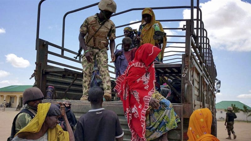 Boko Haram have also carried out deadly cross-border raids in neighbouring Chad, Cameroon and Niger [EPA]