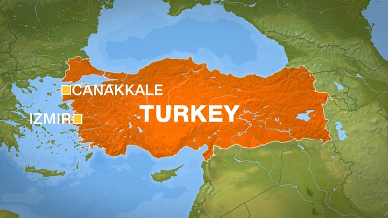 Tens of refugees drown as boat sinks off Turkey