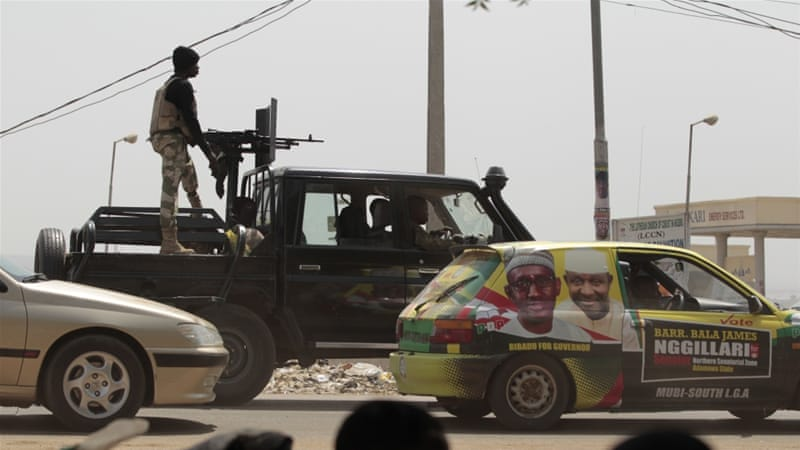 The armed group Boko Haram has attacked Yola with suicide bombs and improvised explosive devices in the past [Reuters]