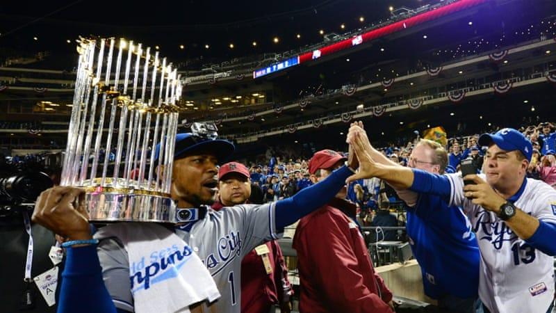 Kansas City end 30-year wait for World Series crown