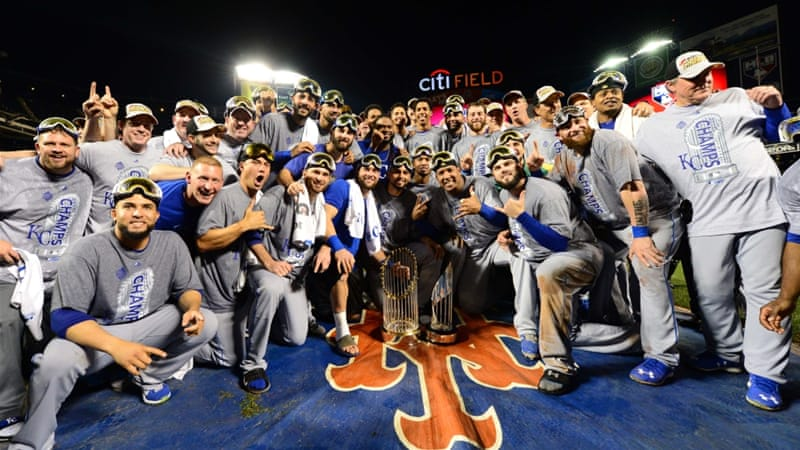 Royals last won the World Series  after beating the Cardinals in 1985 [Jeff Curry-USA TODAY Sports]