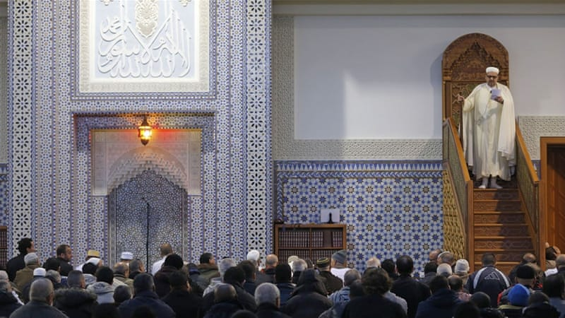 Many observers in France realise that imams provide indispensable support for the containment strategy of sectarian speeches, writes Ennasri [Reuters]