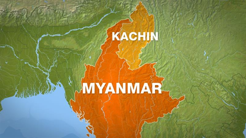 Mudslide at Myanmar jade mining site kills more than 50