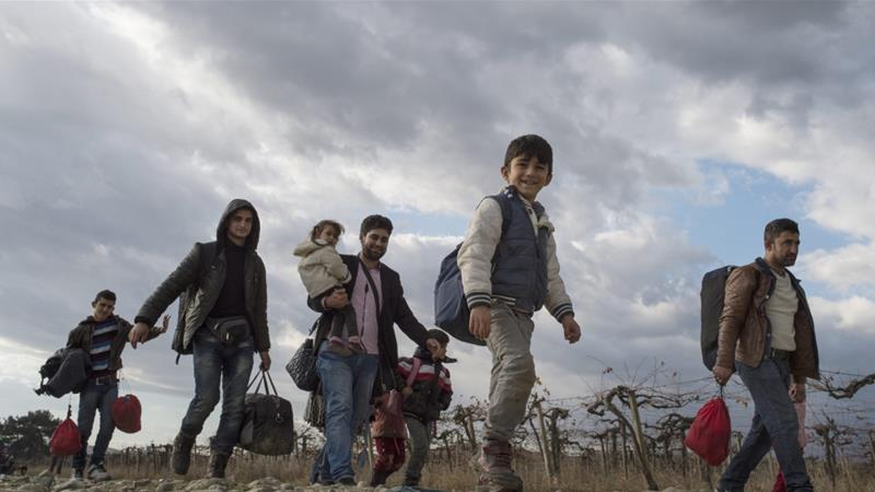 The dilemma facing Syrian refugees