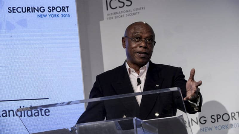 Sexwale is also head of a FIFA committee overseeing development of football in Palestine [Reuters]