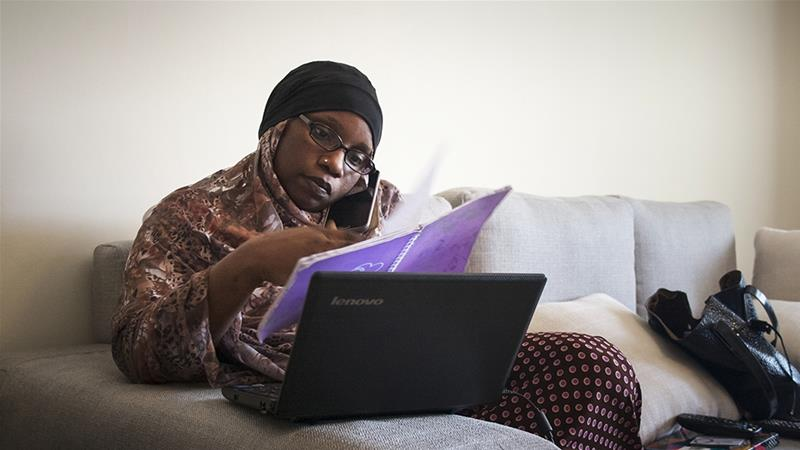 Meet the Nigerian woman taking on Boko Haram