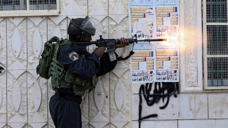 Israeli leaders have called on security forces and civilians to shoot suspected Palestinian attackers on the spot [EPA]