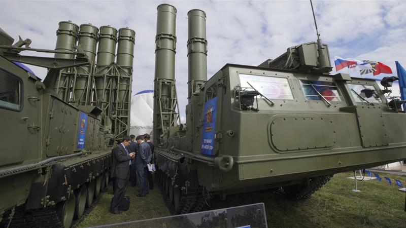 Russia to send S-300 missile defence systems to Syria