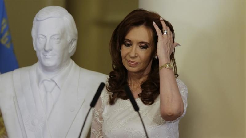 Argentina Ex-leader on Trial for Covering Up Iranian Terrorist Role