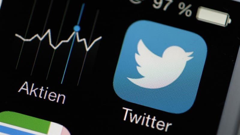 Twitter did not provide additional information about possible suspects in its investigation [Joerg Carstensen/EPA]