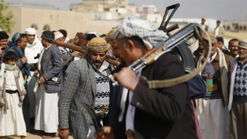 A tenuous ceasefire is holding in Yemen despite violations claimed by both sides [Hani Mohammed/AP]
