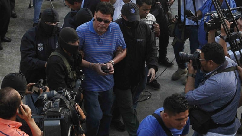 El Salvador's Supreme Court approved the extradition of Vasquez earlier this month [EPA]