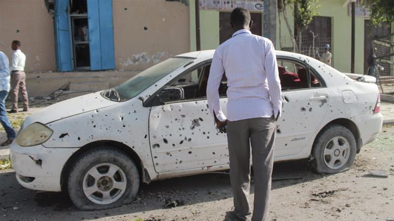 Somalia's al-Shabab has carried out a string of attacks in Mogadishu in recent months [EPA]