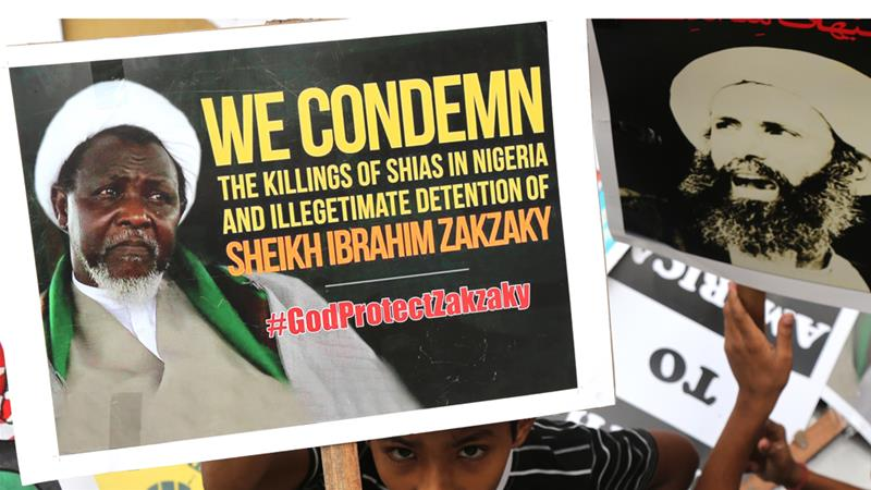 Nigeria's Shia detainees 'dying' without medical care