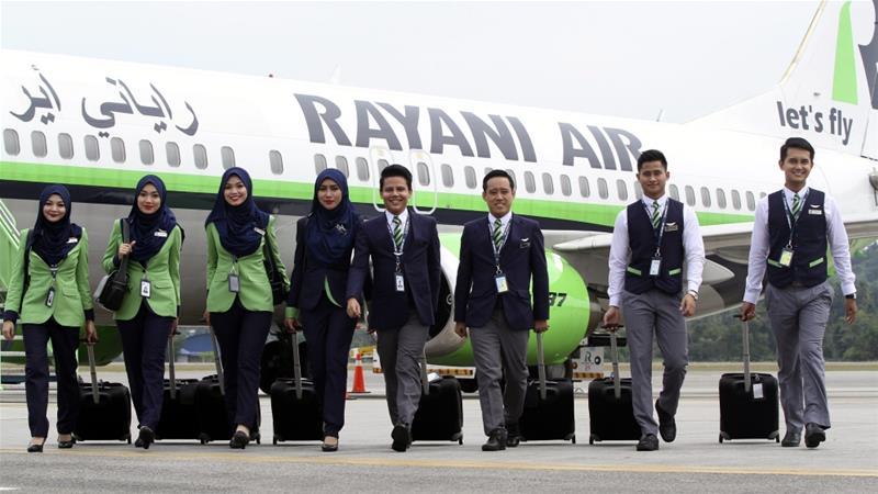 Indonesian province orders Muslim stewardesses to wear headscarves