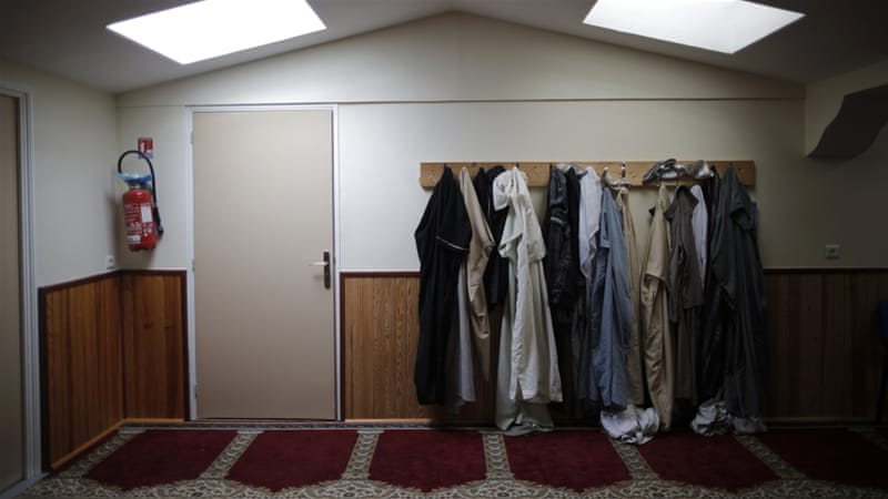 Three mosques have been closed under France's emergency rule which came into effect after the Paris attacks [Stephane Mahe/Reuters]