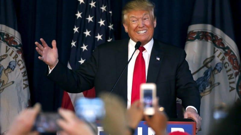 08 Dec 2015 11:54 GMT   US , Politics , US Election 2016 , US & Canada