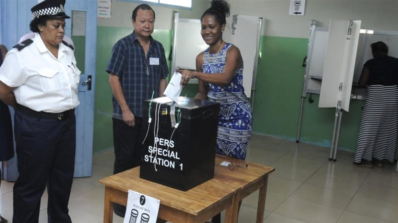 Seychelles will now hold a presidential election run-off on December 16 [Reuters]