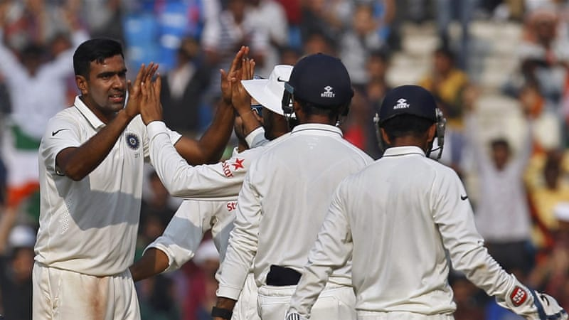 Ashwin has taken 176 wickets in 32 Tests [Reuters]