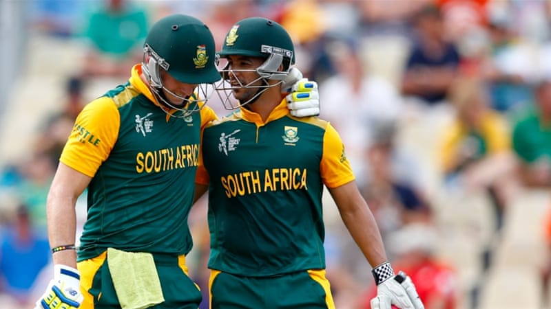 Miller and Duminy put on 256 runs for the fifth wicket [Getty Images]