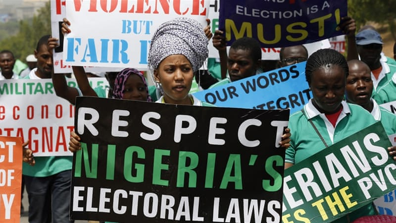 A tough choice in Nigerian elections | Nigeria | Al Jazeera