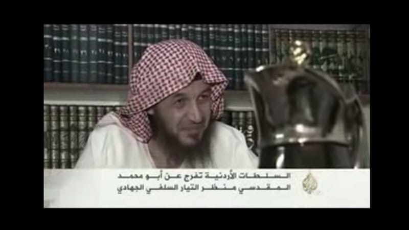 ISIL accused Maqdisi of being a spy after he reportedly conducted negotiations on behalf of the Jordanian government [Al Jazeera]