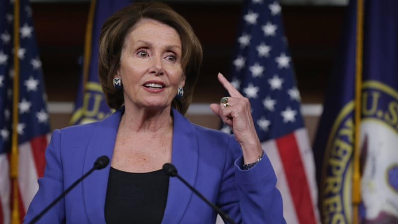 House Minority Leader Nancy Pelosi said she wants to help improve agriculture and trade ties with Cuba [Getty Images]