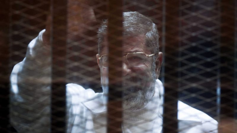 Morsi already faces four other ongoing trials, but this is the first time that his case has been referred to a military court [EPA]