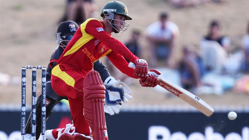 Williams rescued Zimbabwe from 167-5 [Getty Images]
