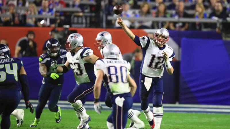 Patriots had beaten the Colts to reach the Super Bowl [Andrew Weber-USA TODAY Sports]