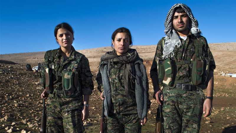 Yazidis battle ISIL: Disaster 'made us stronger'