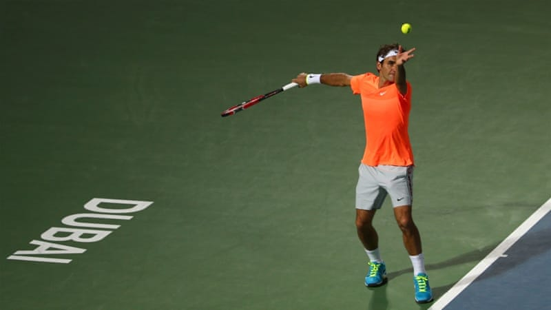 Federer has won all 16 matches against Youzhny [Getty Images]